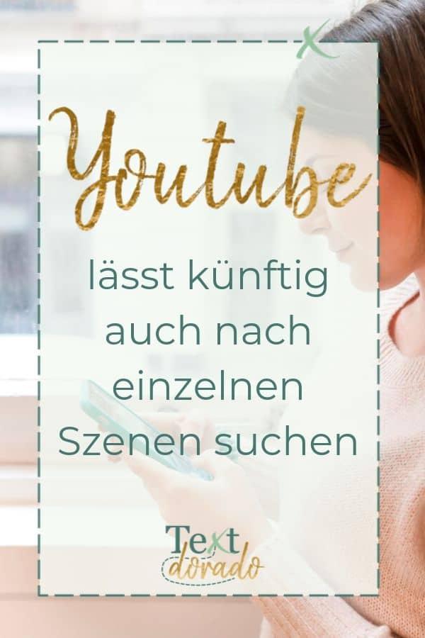 Youtube lässt künftig auch nach einzelnen Szenen suchen