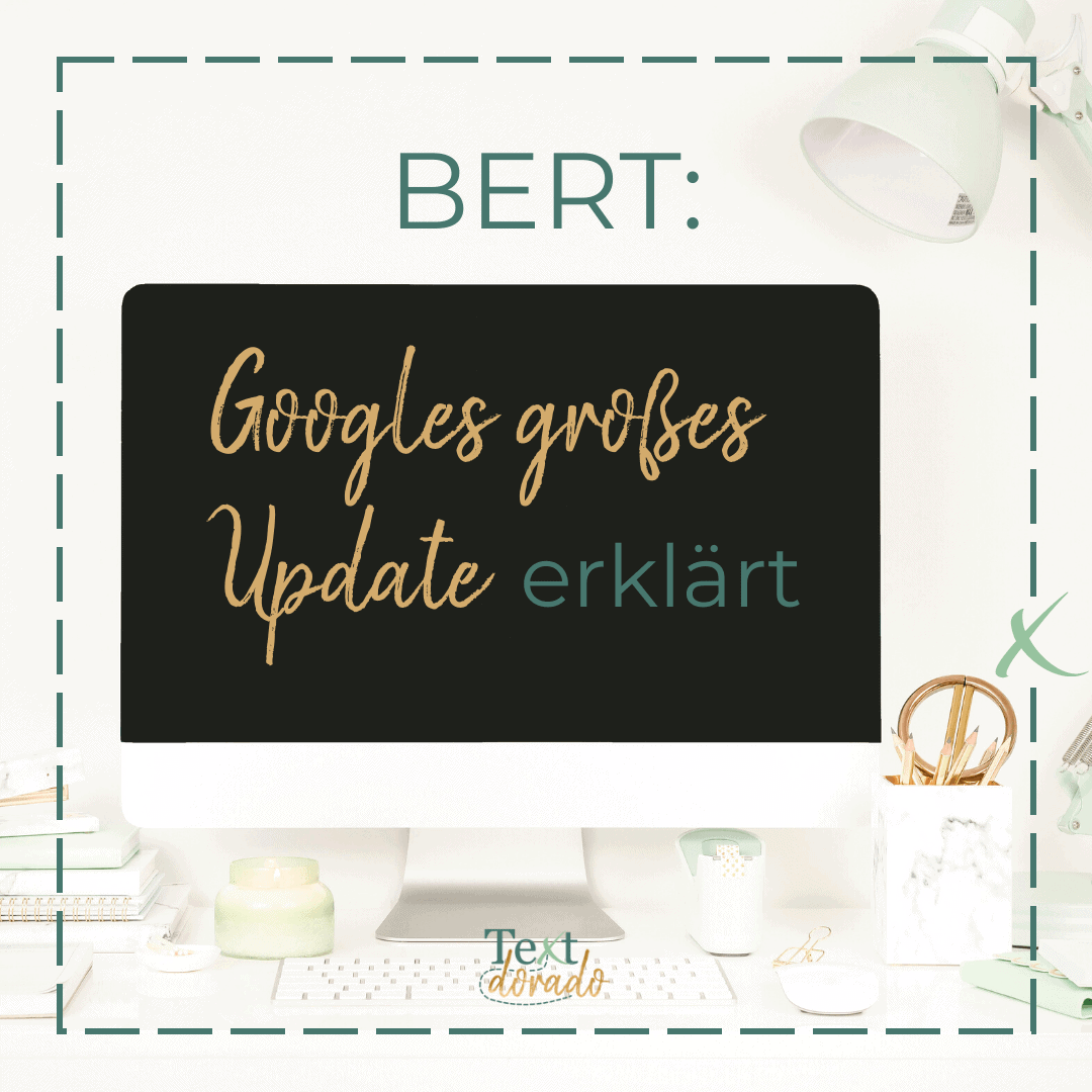 BERT: Googles großes Algorithmus-Update erklärt