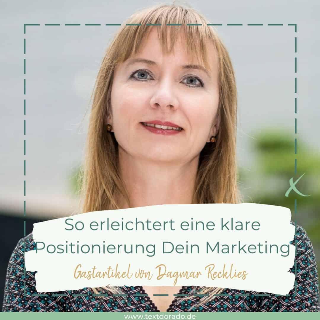 So erleichtert eine klare Positionierung Dein Marketing