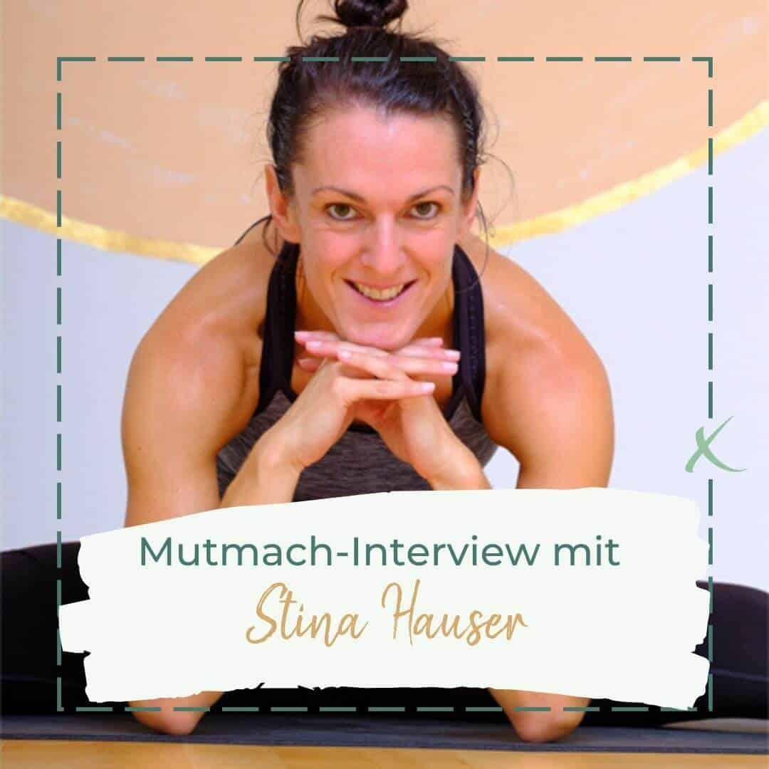 """Stina Hauser: """"Jeder Rückschlag ist eine Einladung, einen besseren Überblick zu bekommen"""" 1"""
