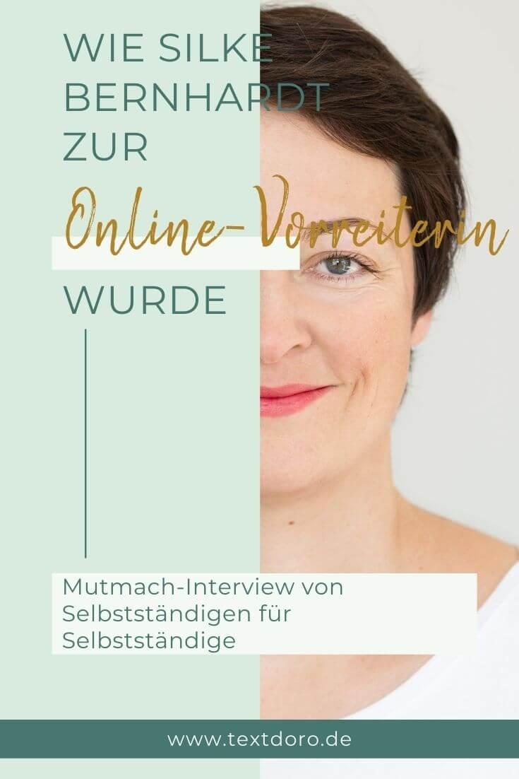 Interview mit Silke Bernhardt