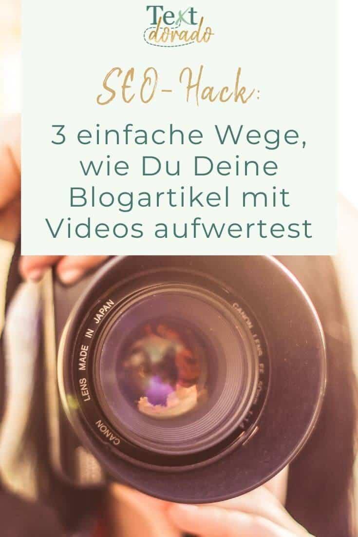 Grafik: Wie Videos Deine Blogartikel aufwerten