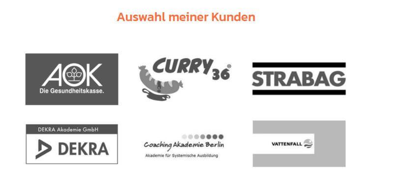 Susanne Lorenz Logos von Kunden